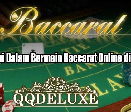 Lakukan Ini Dalam Bermain Baccarat Online di Indonesia